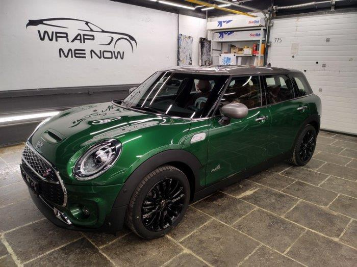 Защита пленкой SunTek кузова MINI Countryman S